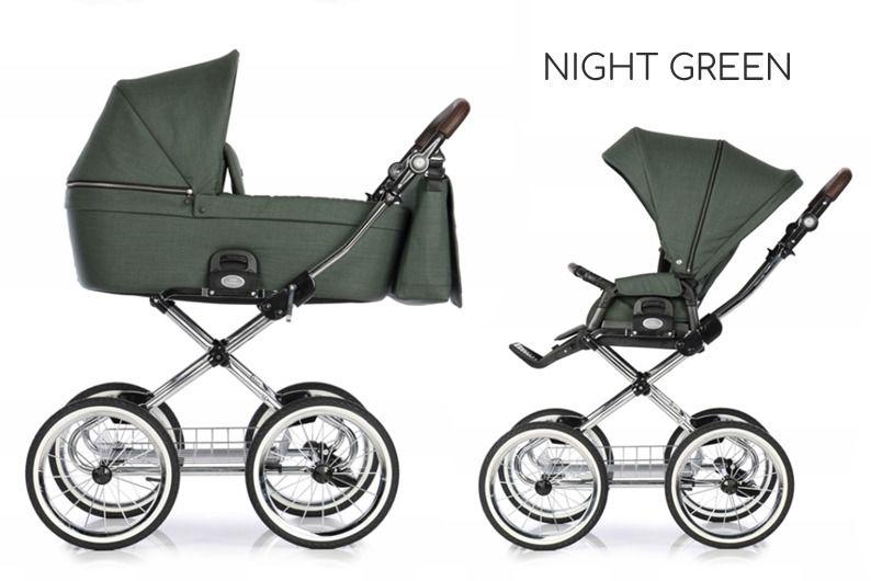 ROAN COSS CLASSIC 2w1+GRATIS! DARMOWA DOSTAWA! ODBIÓR OSOBISTY! - Night Green