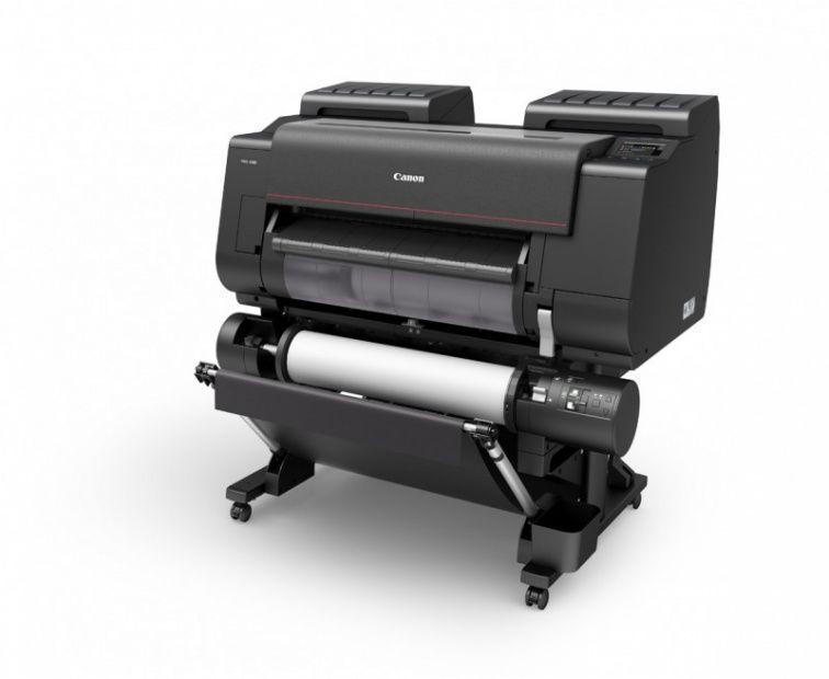 """Ploter CANON imagePROGRAF PRO-2100 (24""""/610mm) - 2 podajniki rolkowe + 30m papieru GRATIS (IPFPRO21002r)"""