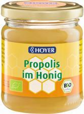 Miód z propolisem BIO 250 g Hoyer