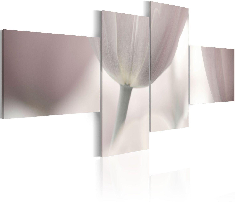 Obraz - pastelowy tulipan