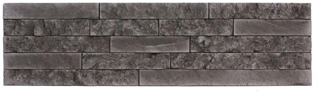 Kamień dekoracyjny Etna Graphite 37,5x10