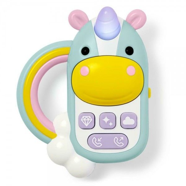 Skip hop - Aktywny Telefon zoo Jednorożec