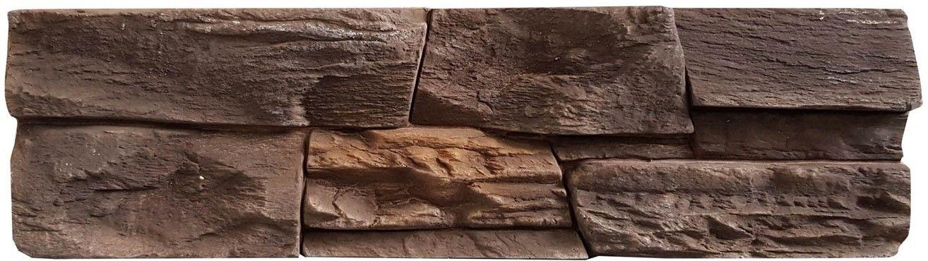 Kamień dekoracyjny Hudson Copper 37,5x10