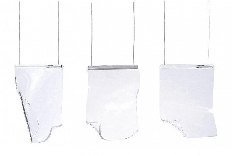 Lampa wisząca Vacon 3 BL0563 Berella Light potrójna lampa w stylu design
