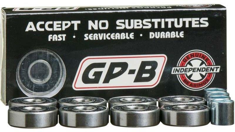łożyska INDEPENDENT - Genuine Parts Bearing GP-B (116189) rozmiar: OS