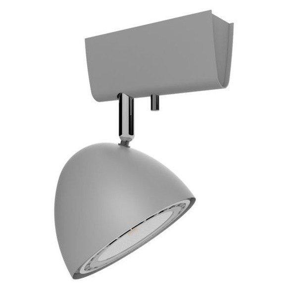 Kinkiet spot VESPA silver I 9590 - srebrny 1