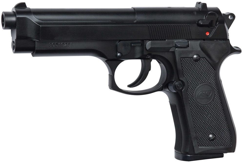 Pistolet ASG M92FS Black (14097)