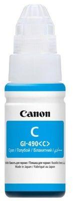 Tusz Zamiennik GI-490 PGC do Canon (GI490PGC) (Błękitny) - DARMOWA DOSTAWA w 24h