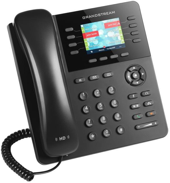 Grandstream GXP2135HD telefon VoIP - 4 konta SIP