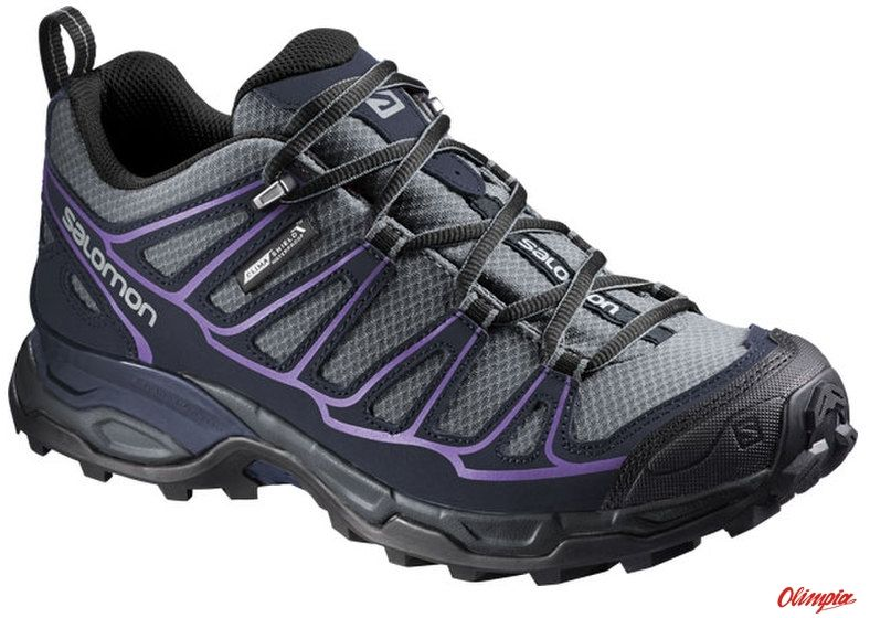 Buty Salomon X Ultra 2 Prime CS WP W GY/BL/RAIN