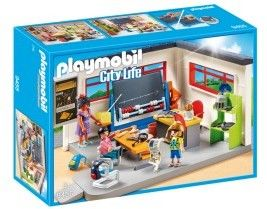 Playmobil - Sala do lekcji historii 9455