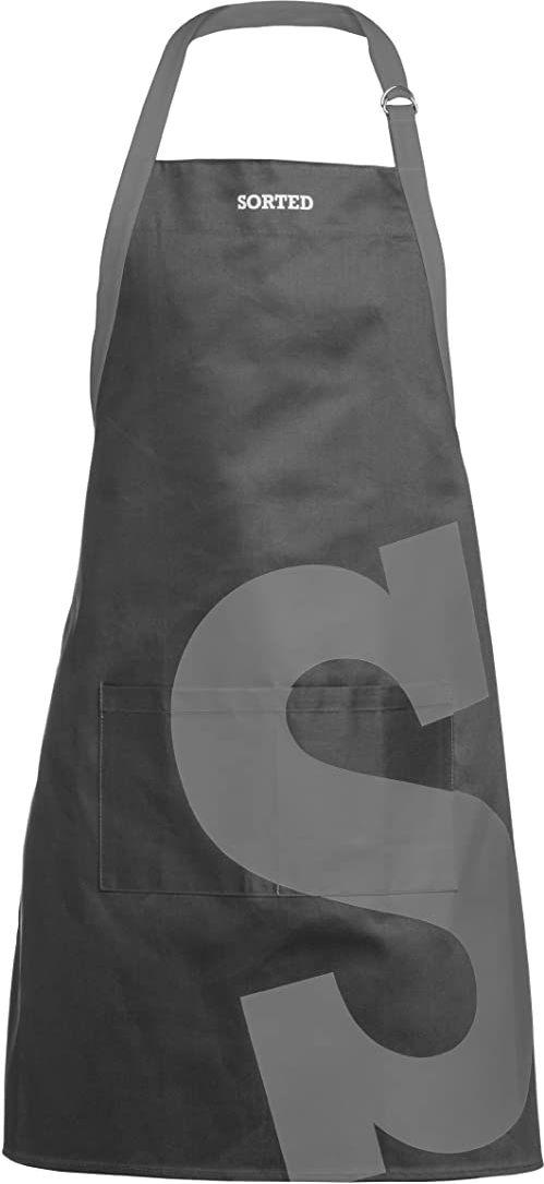 Premier Housewares posortowany fartuch - czarny/szary