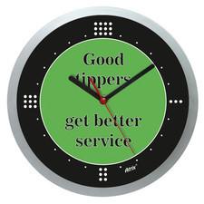 Zegar naścienny Better Service
