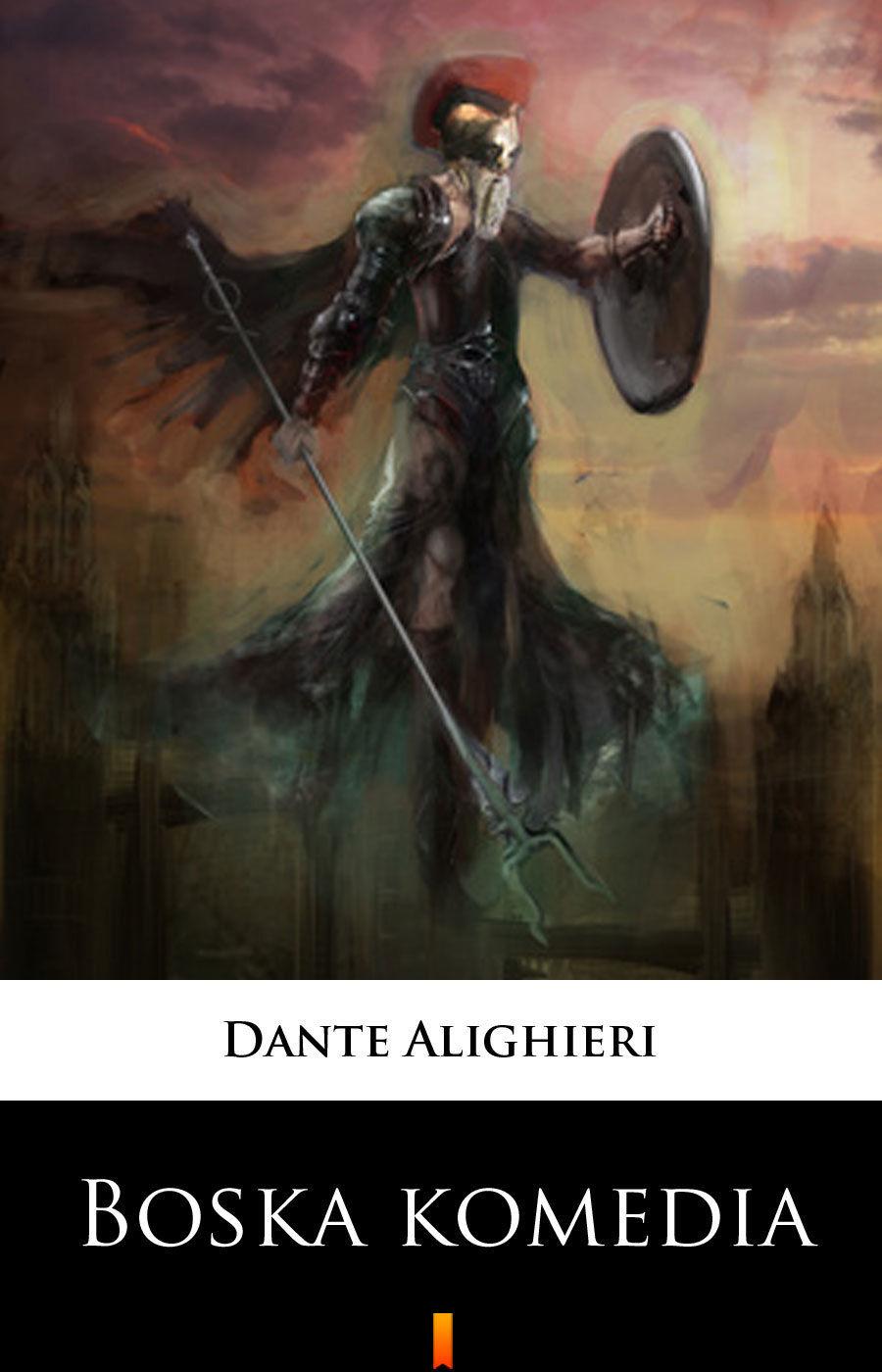 Boska komedia - Dante Alighieri - ebook