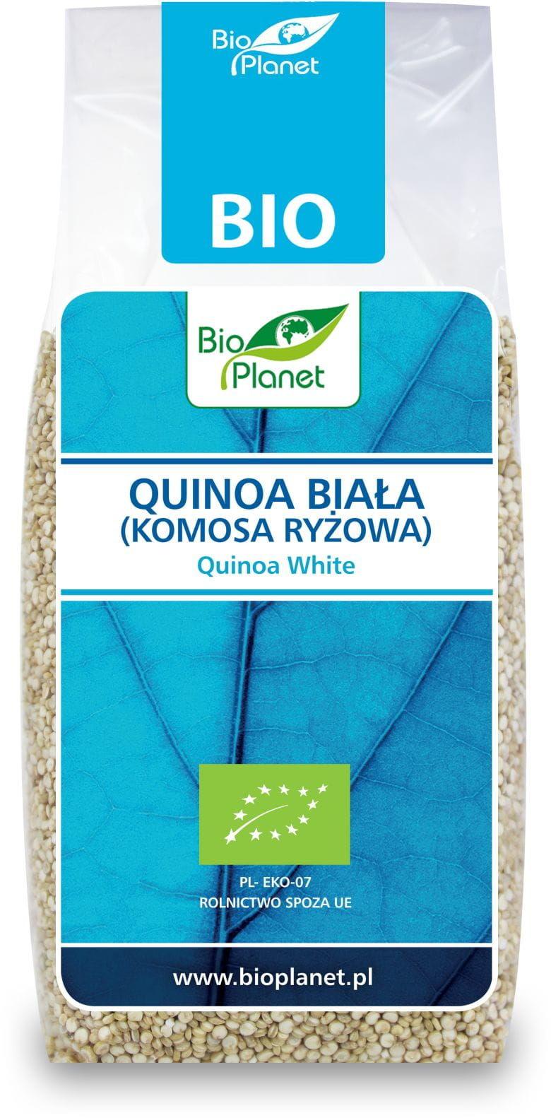 Quinoa Biała Komosa Ryżowa BIO 250g - Bio Planet