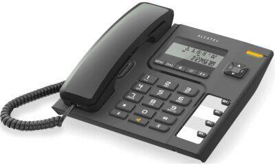 Telefon ALCATEL T56 Czarny