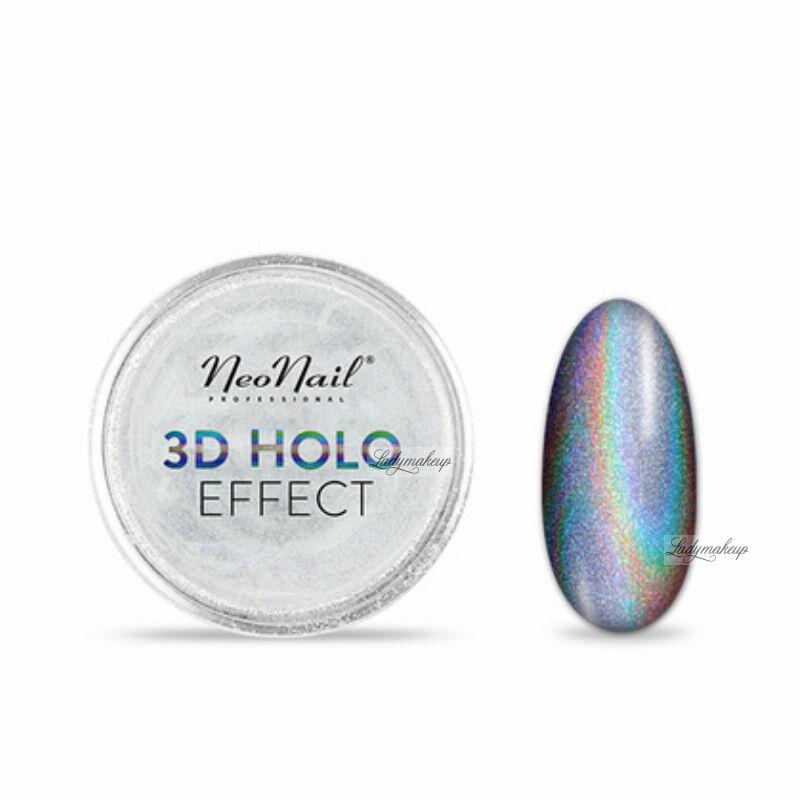 NeoNail - 3D HOLO EFFECT - Holograficzny, trójwymiarowy pyłek do paznokci - 5329