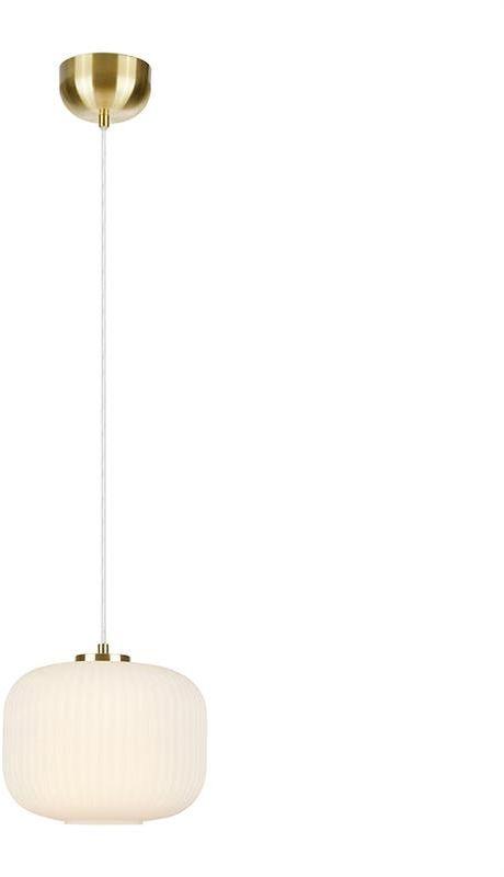 Lampa wisząca Sober 107918 Markslojd pojedynczy zwis w klasycznym stylu
