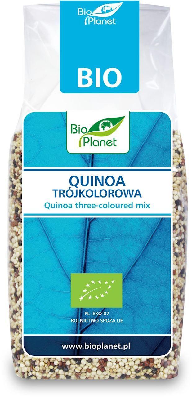 Quinoa Trójkolorowa BIO 250g - Bio Planet
