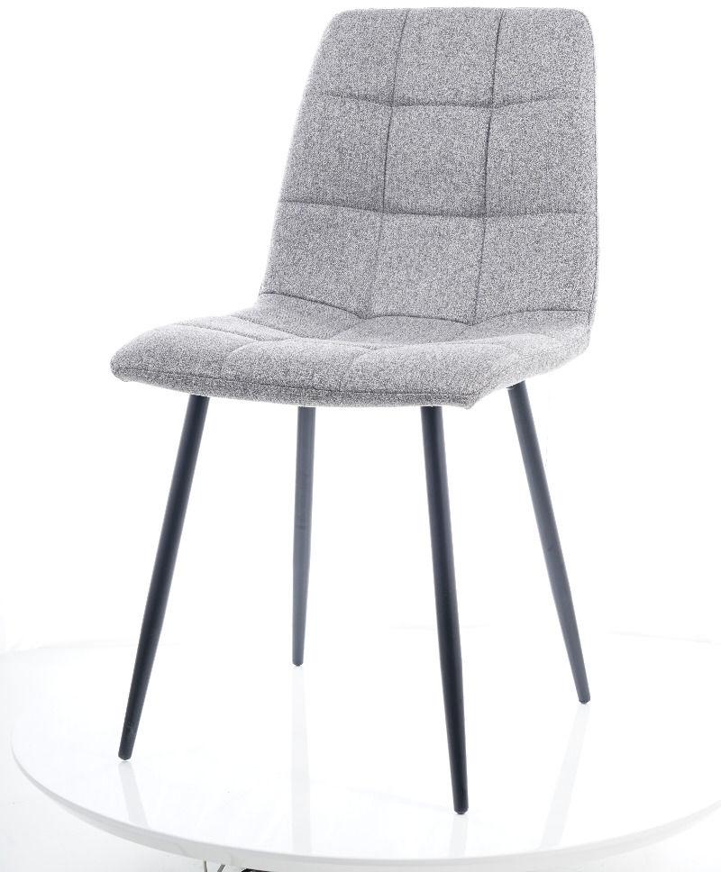 Krzesło CHIC szare  Kupuj w Sprawdzonych sklepach
