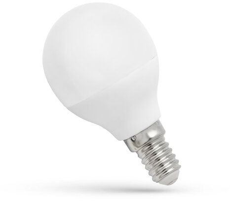 Żarówka LED 4W E14 kulka Spectrum WOJ13030