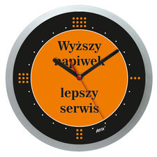 Zegar ścienny Lepszy Serwis