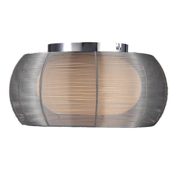 Plafon TANGO silver 50cm siatka MX1104-2L (SILVER)
