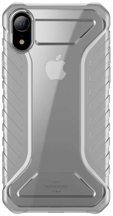 Odporne etui Baseus Michelin Case do iPhone XR (szare)