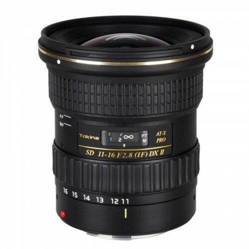 Tokina AT-X 11-16 F2.8 PRO DX II Canon