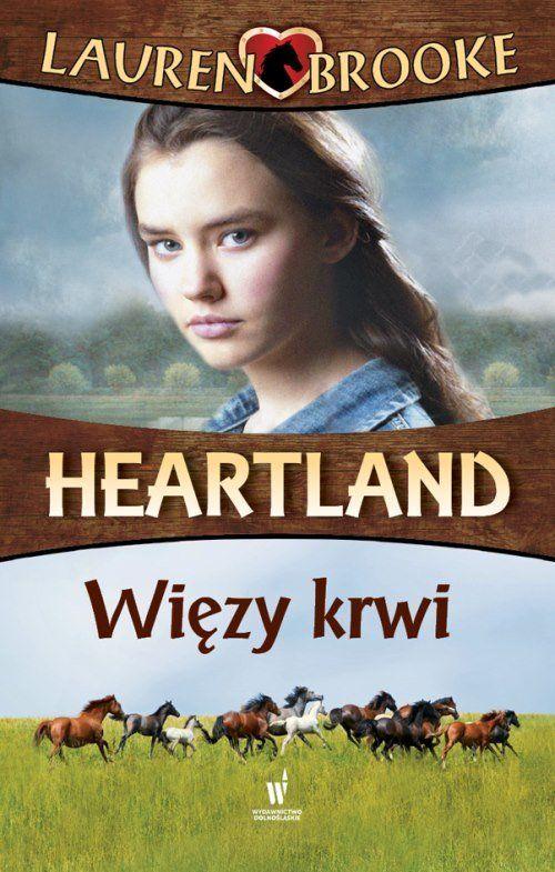 Heartland 8 Więzy krwi ZAKŁADKA DO KSIĄŻEK GRATIS DO KAŻDEGO ZAMÓWIENIA