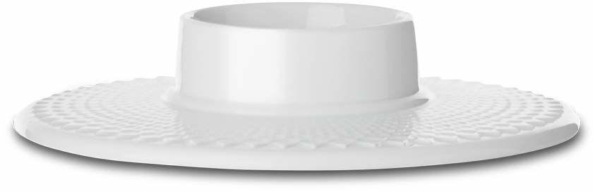 Rosendahl Świecznik, biały, unikalny
