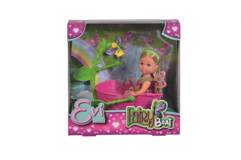 Doll Evi Wróżka w bajkowej Łódce