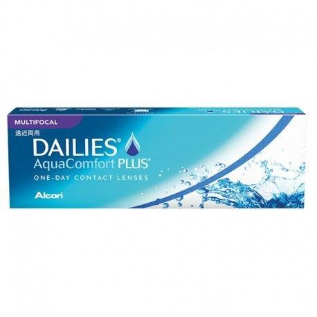 Dailies Aqua Comfort Plus Multifocal 30 szt. TANIE I MARKOWE SOCZEWKI KONTAKTOWE