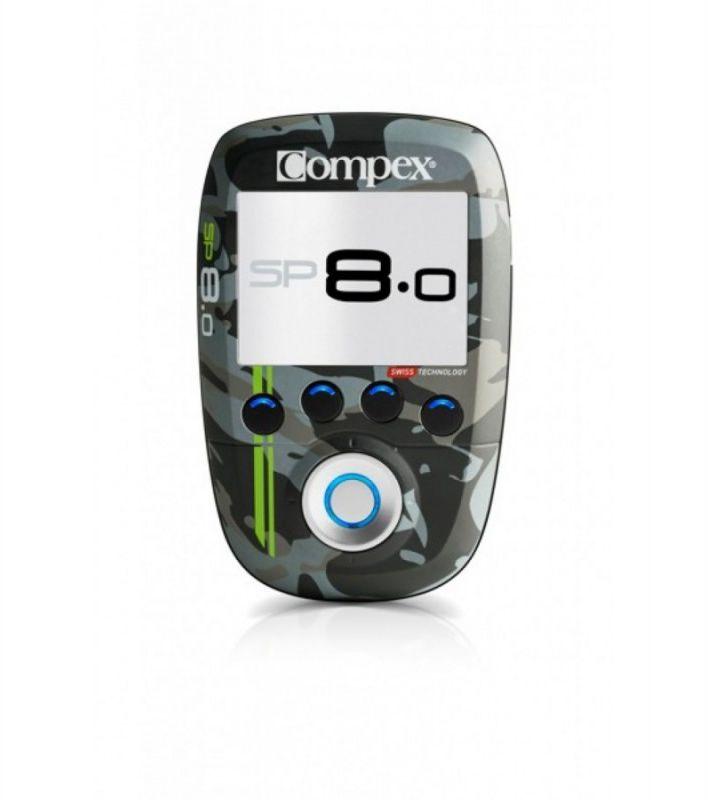 Elektrostymulator mięśni Compex WOD + Gratis