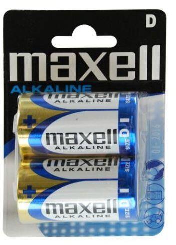 Baterie alkaliczne Maxell Alkaline LR20 D 24 sztuki