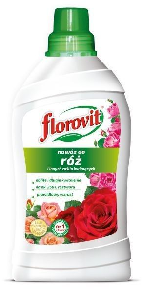 Florovit Nawóz do róż i innych roślin kwitnących 800g