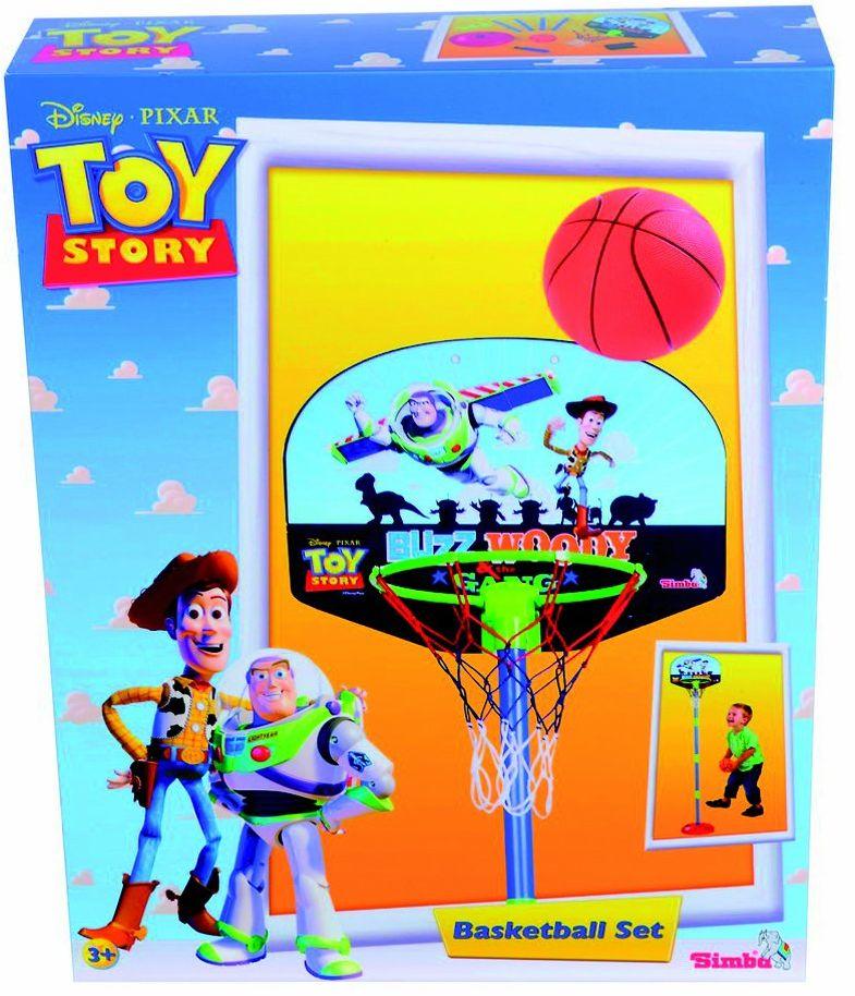Simba Toy Story Jumbo zestaw do koszykówki