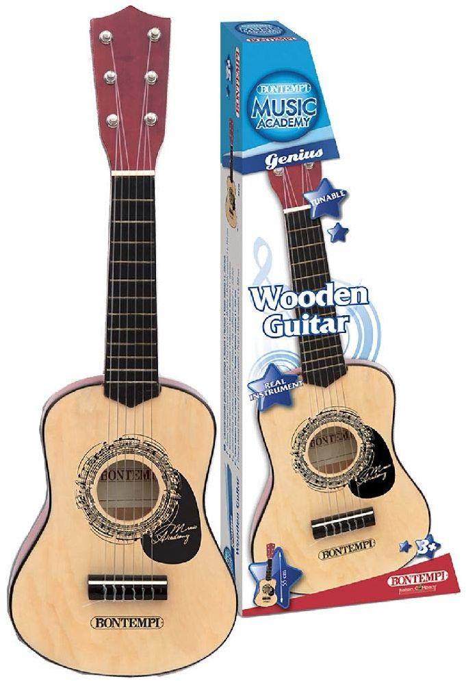 Bontempi 21 5530 gitara klasyczna, drewno
