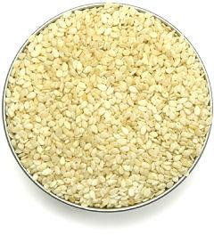 Sezam obłuszczony biały 100g