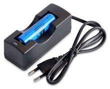 Ładowarka sieciowa do akumulatorów Li-Ion 18650