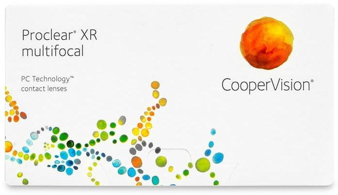 Proclear Multifocal XR, 3 szt.
