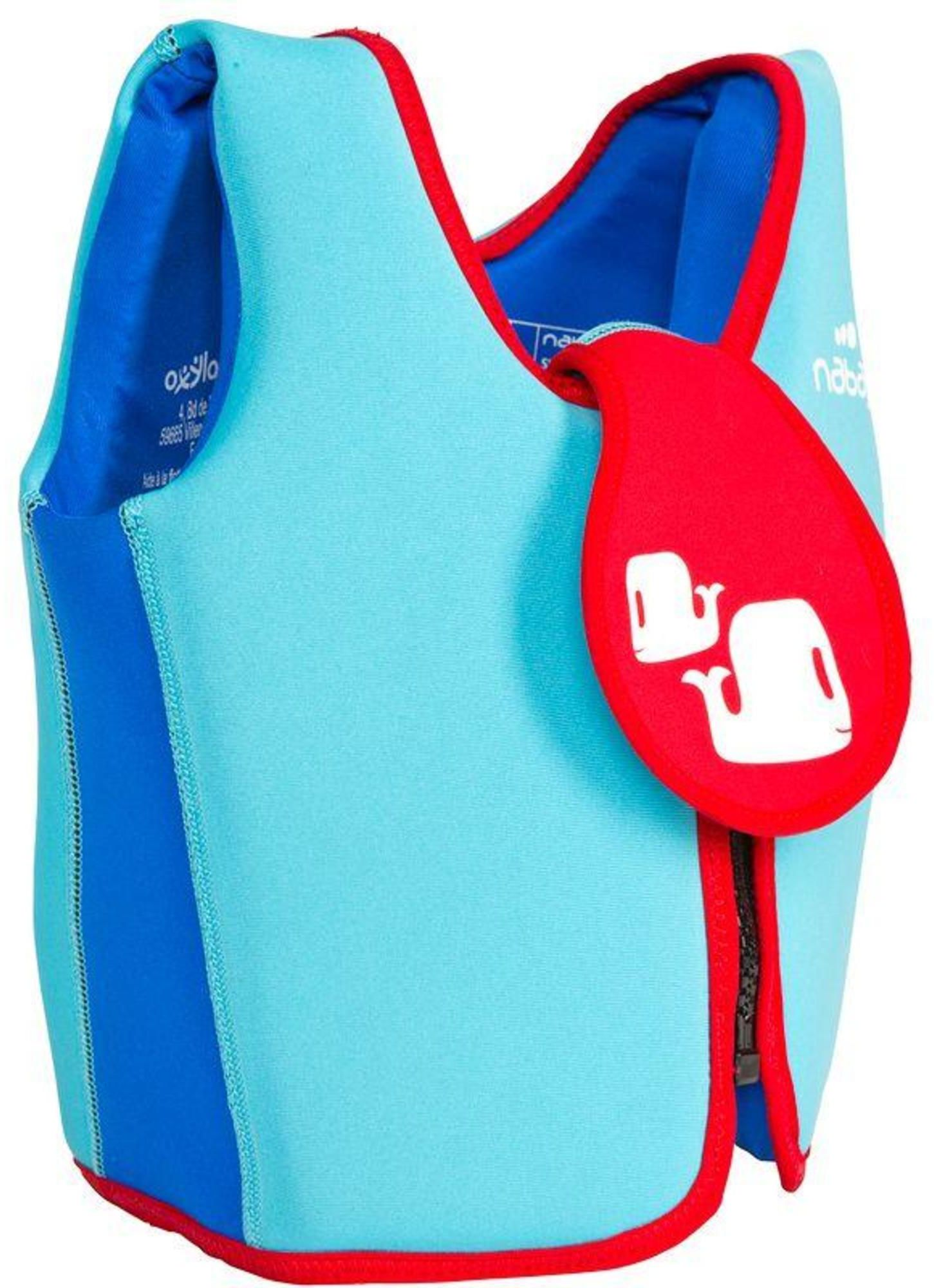 Kamizelka pływacka z pianki dla dzieci
