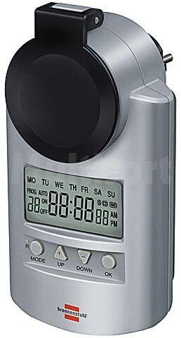 Elektroniczny programator czasowy 7 dniowy IP44