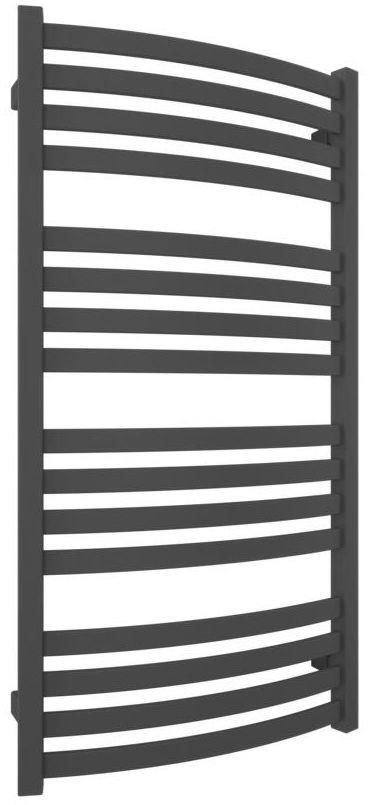 Grzejnik łazienkowy GAMA 960/500 metalic grey TERMA