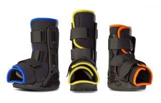 MiniTrax - Dziecięca orteza stopowo-goleniowa- but marszowy (pediatric walking)