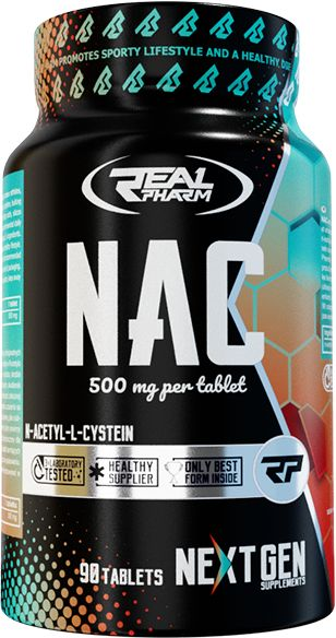 Real Pharm - NAC 90 tab