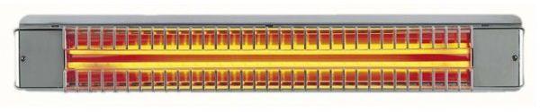 1,3 kW - Elektryczny promiennik podczerwieni Dimplex UWS 75 RD do użytku zewnętrznego i wewnętrznego ** WYSYŁKA GRATIS 24h! **