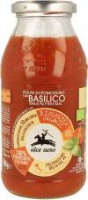 Pulpa pomidorowa z bazylią BIO 500g Alce Nero