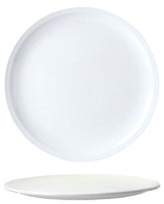 Talerz do pizzy porcelanowy SIMPLICITY