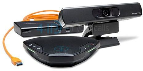 Konftel C20Ego zestaw do wideokonferencji z kamerą i hubem